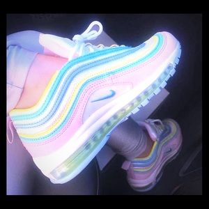 Cotton candy Nike 97